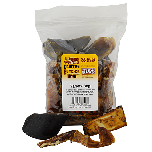 100 percent USA sourced and raised dog treats and chews